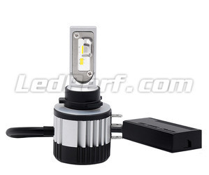 H15 Next-G krachtige LED-lampen voor high-end auto's