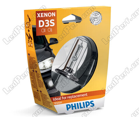 lamp Xenon D3S Philips Vision 4400K