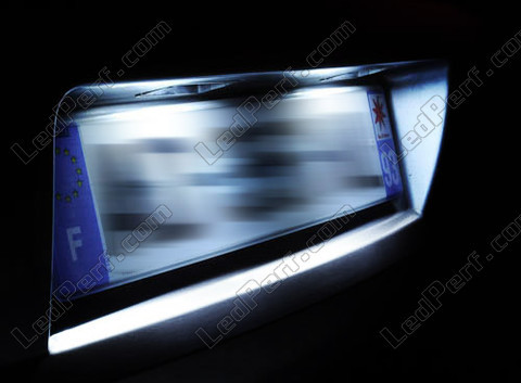 Led nummerplaat Ford Mondeo MK5 Tuning