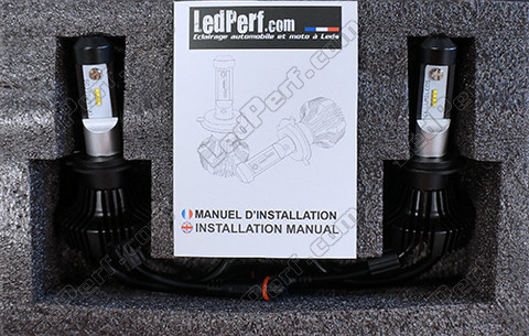 Led ledlampen Ford Mondeo MK5 Tuning