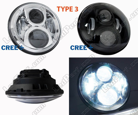 Led-koplamp Motor type 3 Ducati Scrambler Full Throt