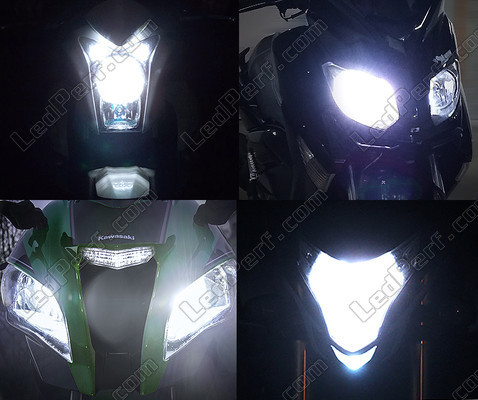 Led koplampen MBK Evolis 125 Tuning