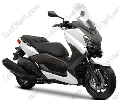 scooter MBK Evolis 125 (2014 - 2018)