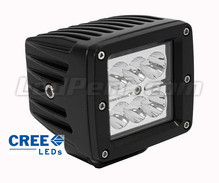Extra Vierkant led-koplamp 24 W CREE voor 4X4 - Quad - SSV