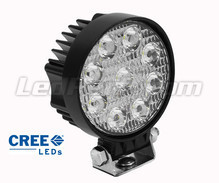 Extra Rond led-koplamp 27 W CREE voor 4X4 - Quad - SSV