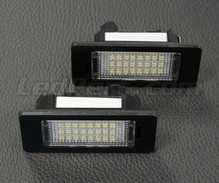 Set met 2 ledmodules nummerplaat achter BMW (type 1)