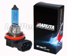 Lamp voor Motor H8 35W MTEC Maruta Super White - Zuiver Wit