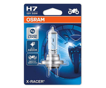 Lamp H7 Osram X-Racer Halogeeneffect Xenon pour Motor - 55W
