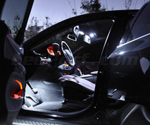 Set voor interieur luxe full leds (zuiver wit) voor BMW X6 (E71 E72)