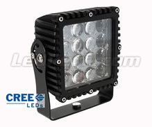 Extra Vierkant led-koplamp 80 W CREE voor 4X4 - Quad - SSV