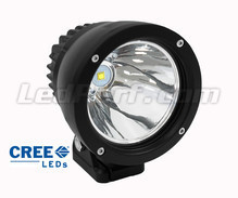 Extra Rond led-koplamp 25 W CREE voor 4X4 - Quad - SSV