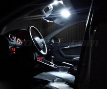 Set voor interieur luxe full leds (zuiver wit) voor Audi A3 8P Cabriolet - Plus