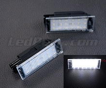 Set met LED-modules voor nummerplaatverlichting achter van Renault Wind Roadster