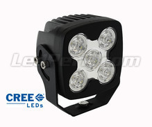Extra Vierkant led-koplamp 50 W CREE voor 4X4 - Quad - SSV