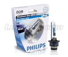 Lamp Xenon D2R Philips Bluevision Ultra 6000K - 85126BVUC1