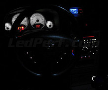 Ledset dashboard voor Opel Zafira A