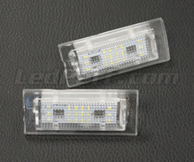 Set met 2 ledmodules nummerplaat achter BMW (type 4)
