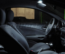 Set voor interieur luxe full leds (zuiver wit) voor Ford Puma