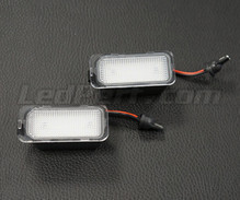 Set met 2 ledmodules nummerplaat achter Ford (type 1)