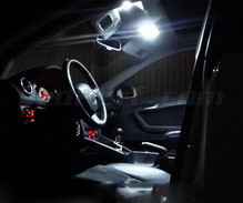 Set voor interieur luxe full leds (zuiver wit) voor Audi A3 8P Cabriolet - Light