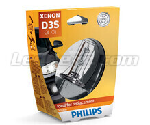 Lamp Xenon D3S Philips Vision 4600K - 4240A9IC1