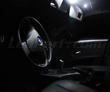 Set voor interieur luxe full leds (zuiver wit) voor BMW Serie 6 (E63 E64)
