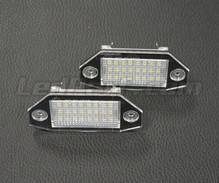 Set met 2 ledmodules nummerplaat achter Ford (type 3)