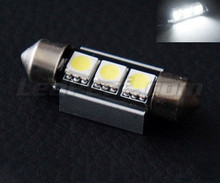Soffittenlamp LED 39 mm LIFE - wit - Resistor boordcomputer - C5W