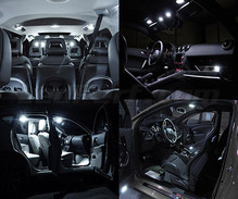 Set voor interieur luxe full leds (zuiver wit) voor Ford Transit Custom