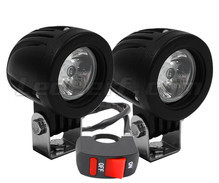 Extra LED-koplampen voor Harley-Davidson Night Train 1450 - groot bereik