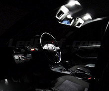Set voor interieur luxe full leds (zuiver wit) voor BMW Serie 3 (E46) Cabriolet