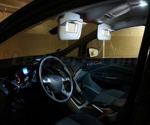 Set voor interieur luxe full leds (zuiver wit) voor Ford C-MAX MK2