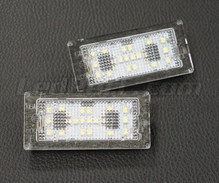 Set met 2 ledmodules nummerplaat achter BMW (type 5)