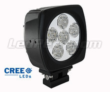 Extra Vierkant led-koplamp 60 W CREE voor 4X4 - Quad - SSV